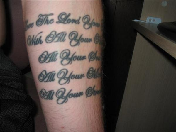lyrics tattoo. Caleb#39;s Agape lyrics tattoo